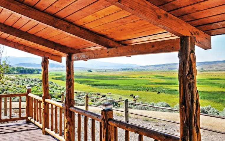 Secluded 1BR Antimony Cabin w/Fire Pit
