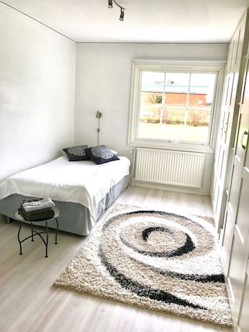 A Bright, Nice and Fresh room in cultural Lund! - Lund - Villa