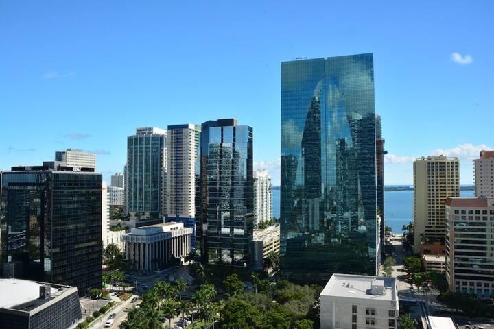 Spectacular Loft at Brickell !!! - Miami - Huis