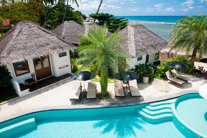 Lazy Days Samui Beach Resort - Garden Bungalow 4