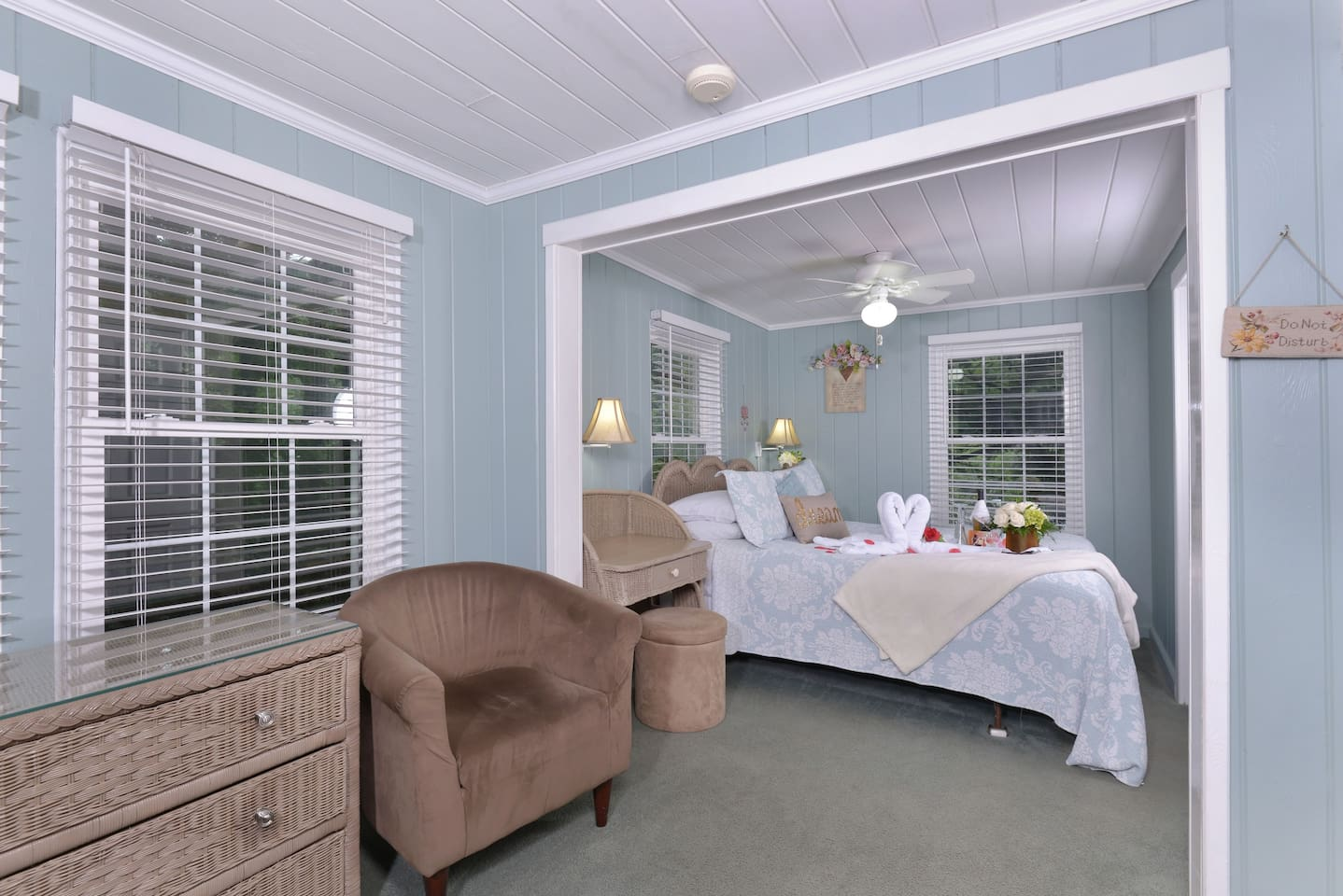 Fern Mini-Suite