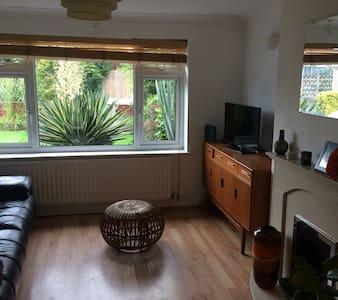 Bright modern calm house - Casa