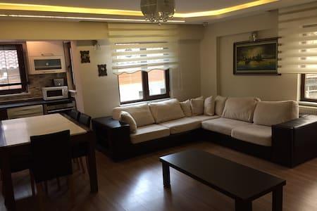 BURSA ARAZ APART FAMİLY (3 bedrooms,1 living room)