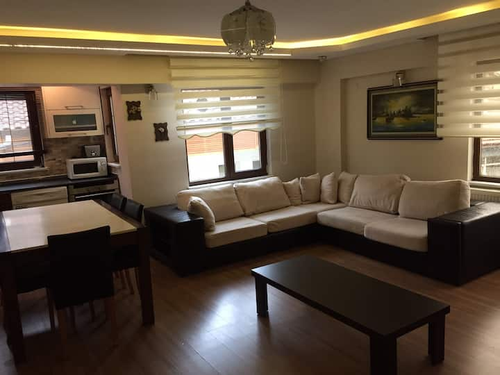 BURSA ARAZ APART FAMİLY (3 bedrooms,1 living room)
