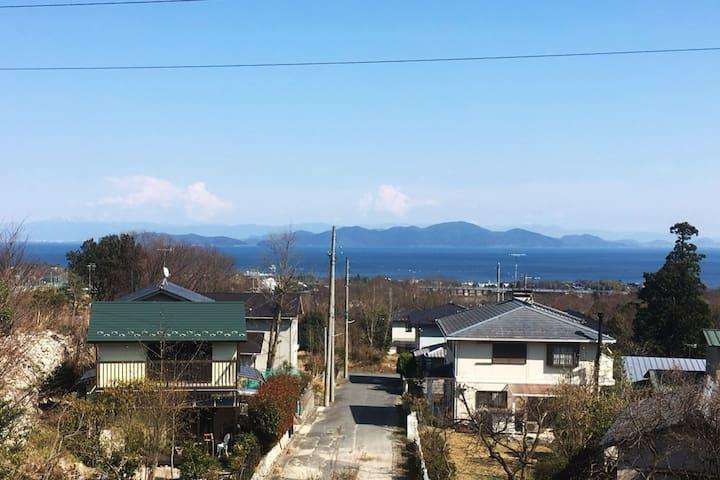 Biwa Quixote House: Rocinante's Pasture (ロシナンテ牧草) - Ōtsu-shi - Alberg