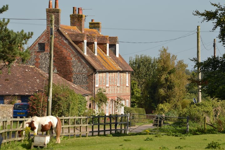 Rural location 7 minutes from Chichester - Chichester - Huis