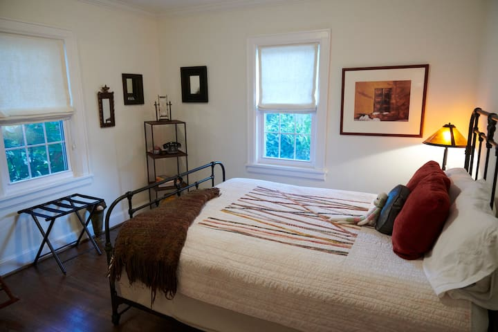 Another Room to Nestledown in 12 South