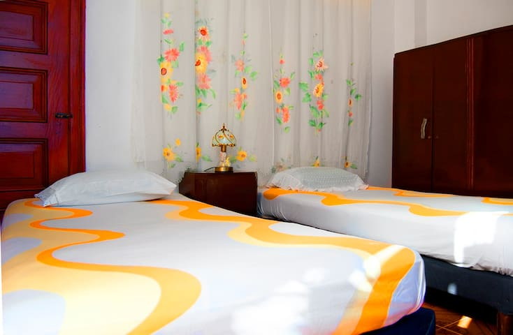 "Casa ""Chang"". Room 2"
