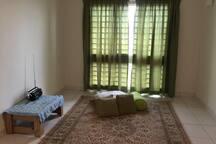 Flat house in Shah Alam Seksyen 33