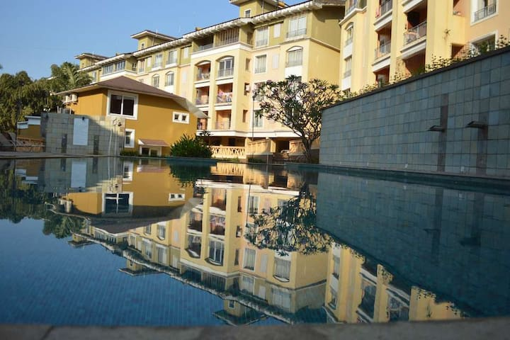 Prudential Paradise - Mapusa - Apartment