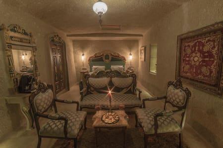 Deluxe Room (Hammam + Breakfast For 2) - Ortahisar - Boutique-Hotel