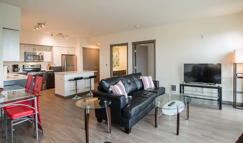Furnished Rental 1BR Suite in Seattle