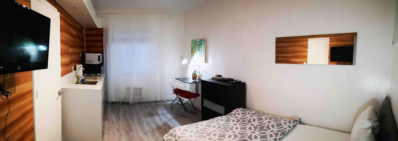 South beach oceanfront great value studio
