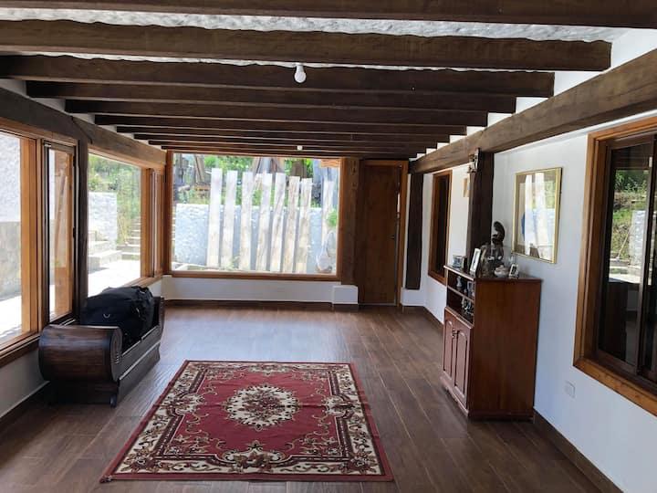 Hermosa habitación privada, Casa de Campo