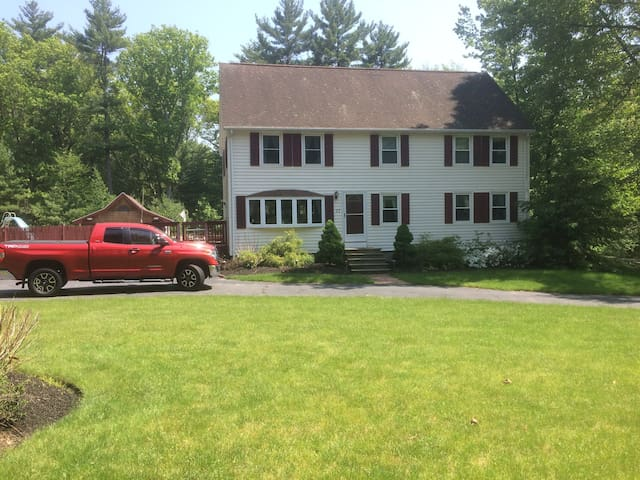 Near Boston but suburban -Twin-XL or King Bedroom - Billerica - House