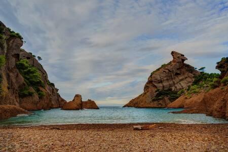Villa proche plages - La Ciotat
