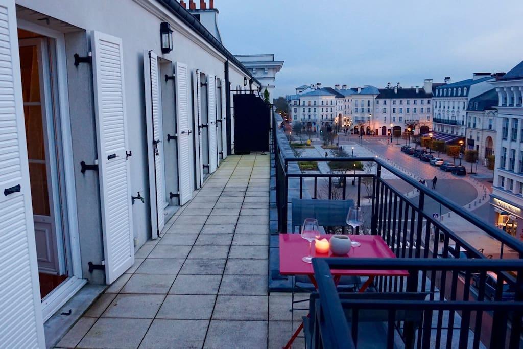 S jour val d 39 europe disneyland paris apartamentos en alquiler en serris seine et marne francia - Apartamentos en disneyland paris baratos ...