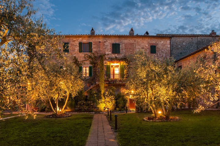 Sleeping in a dream | Bagno Vignoni - Bed and breakfasts for Rent in ...