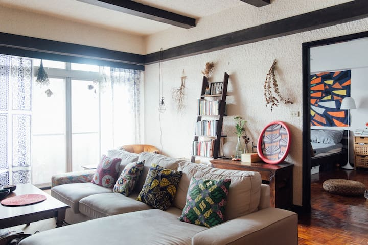 Central Taipei Sublet Private Room MRT 3mins walk