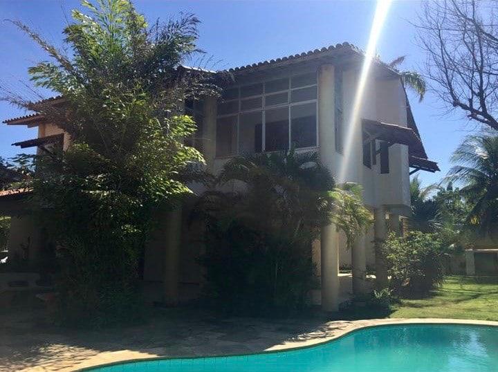 Casa no Porto das Dunas (Ao lado do Golfville)