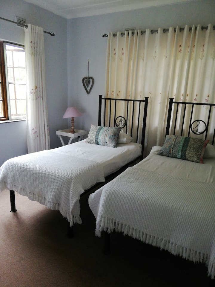 Double room in estate house