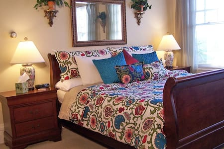 Lyndon House B&B-Belle Brezing Room - Lexington - Bed & Breakfast