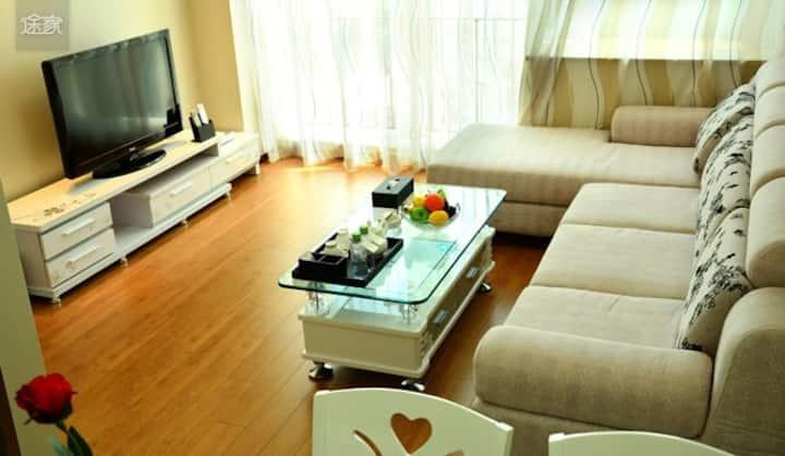 龙海国际高级酒店式精装公寓
