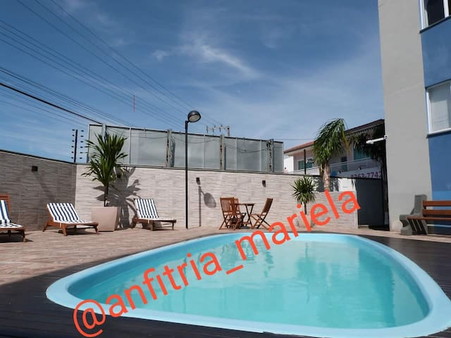 Aproveite Parque Beto Carrero,apt Penha c/ Piscina