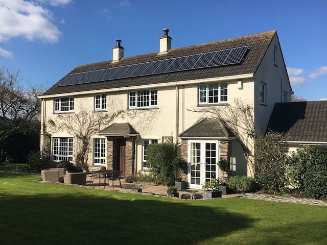Gorgeous house and garden - Mawnan Smith - Ev