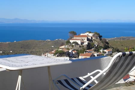 Magnificent house with amazing view - Kea