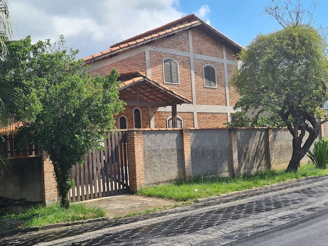 Casa na Serra itatiaia