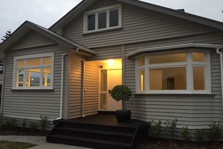 Central Manor - Cute Cosy and Comfy - Hokitika - 獨棟