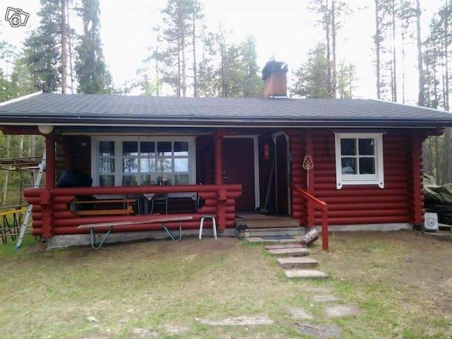 Honkaranta, Perunkajärvi - Rovaniemi - Cabaña