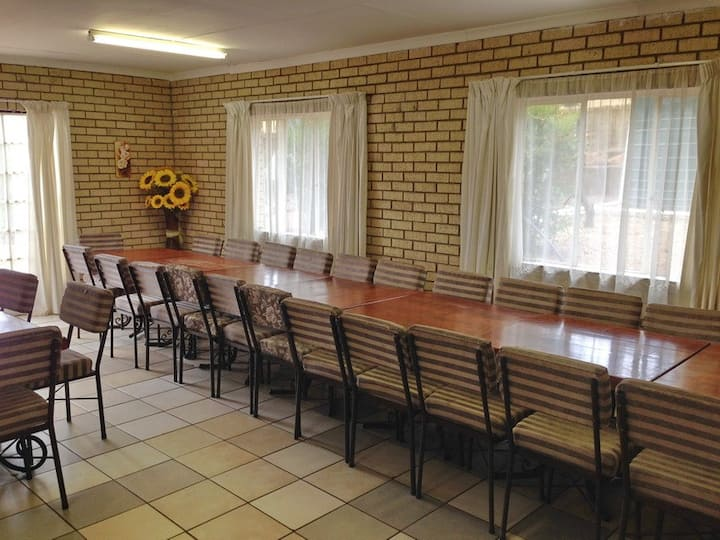Magalies Retreat - Naomi: Dormitory venue, 32 pax