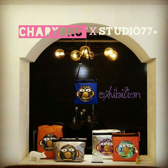 "Handmade Art Bag ""ChaRyong"" exhibition"