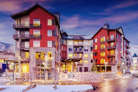Skiing in Beaver Creek & Vail CO 2 BD with Kitchen - Avon - Lomaosake