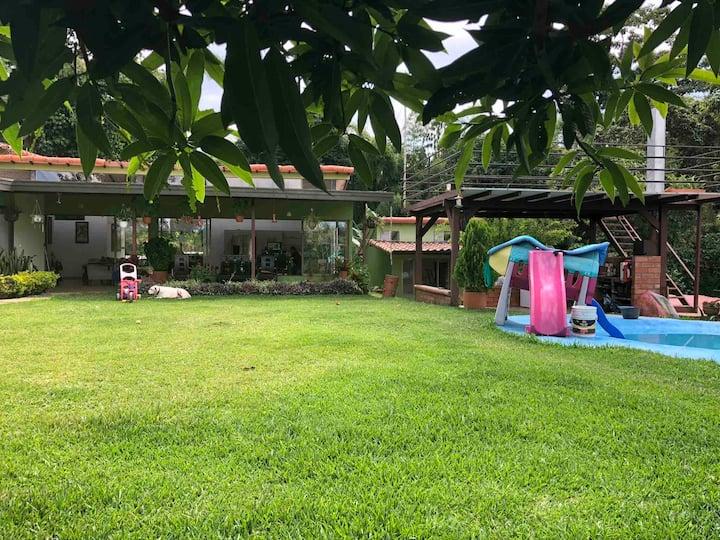 Cabaña, 2 Camarotes, Sofacama grande, Cocina, Wifi