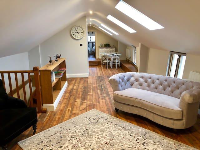 Kingsland Barn, luxury self-catering accommodation