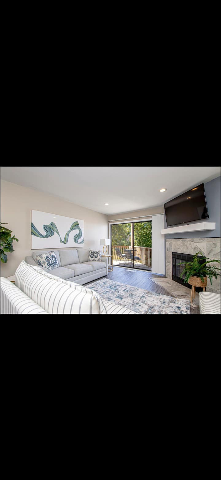 Very Clean Newly Renovated 2 bed 2 bath condo