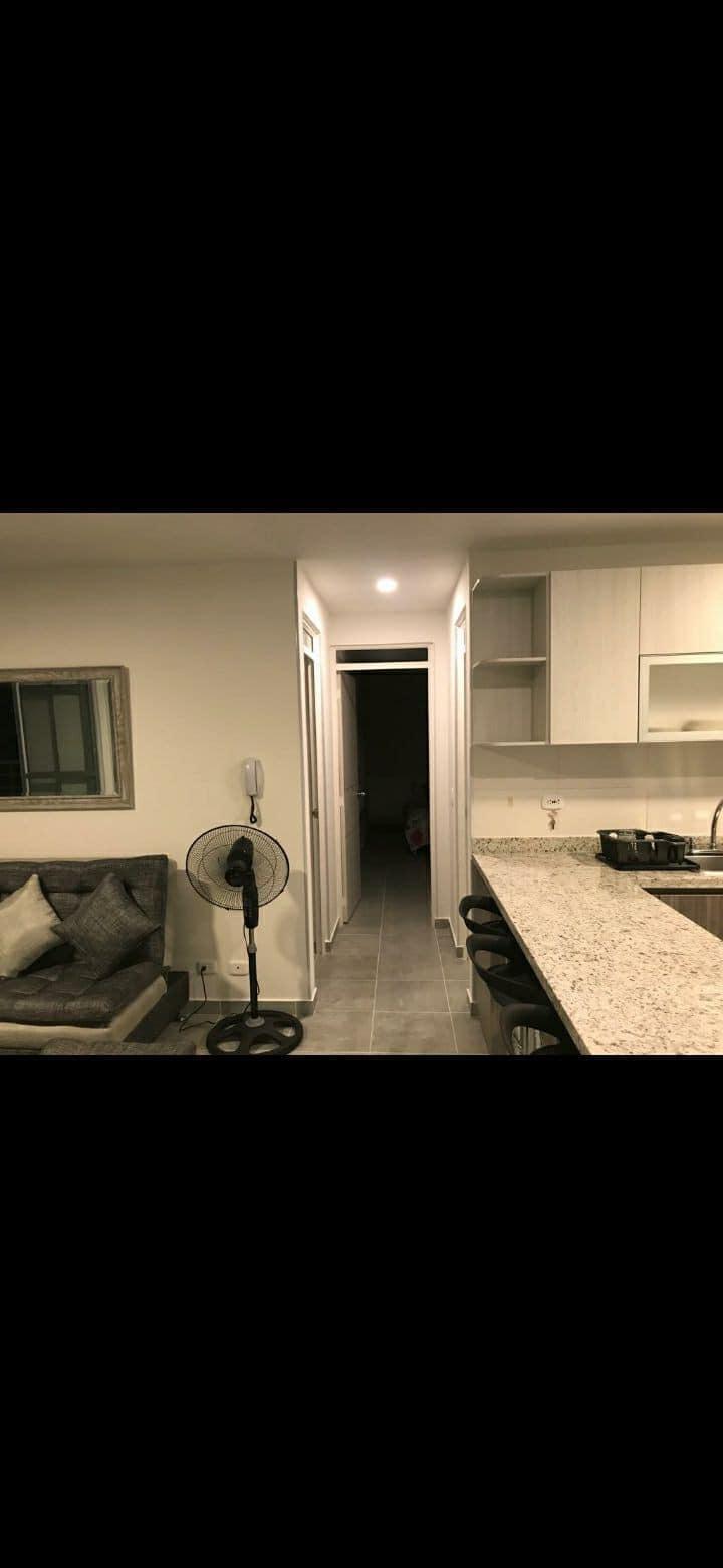 Apartamento Aqualina Orange