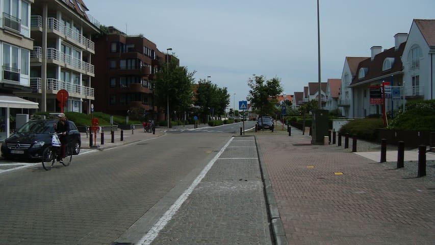 APPARTEMENT AU ZOUTE - Knokke-Heist - Wohnung