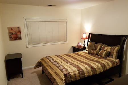 Private Room: Private Bedroom and full Bath #2 - Fremont