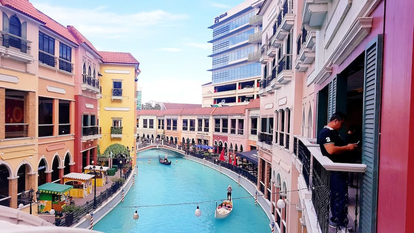 Venice Grand Canal • Nice View 65sqm+Wifi+Netflix