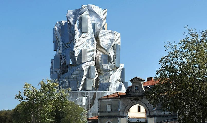 la Tour Luma
