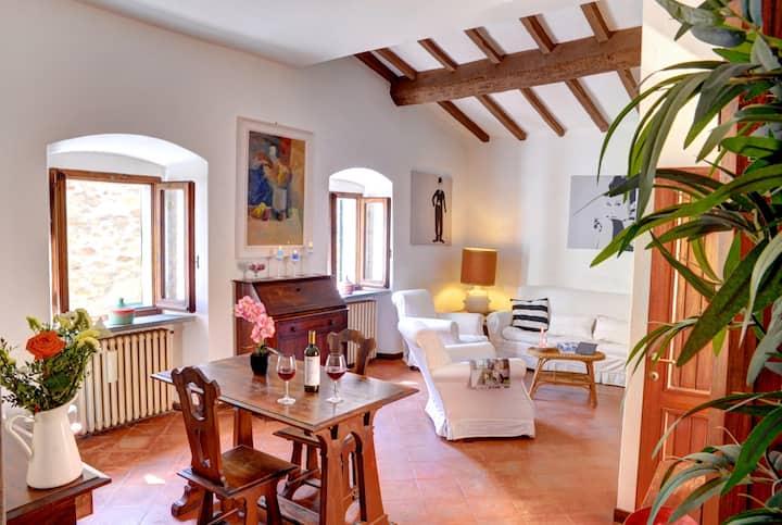 Charming House on the Tuscan Coast