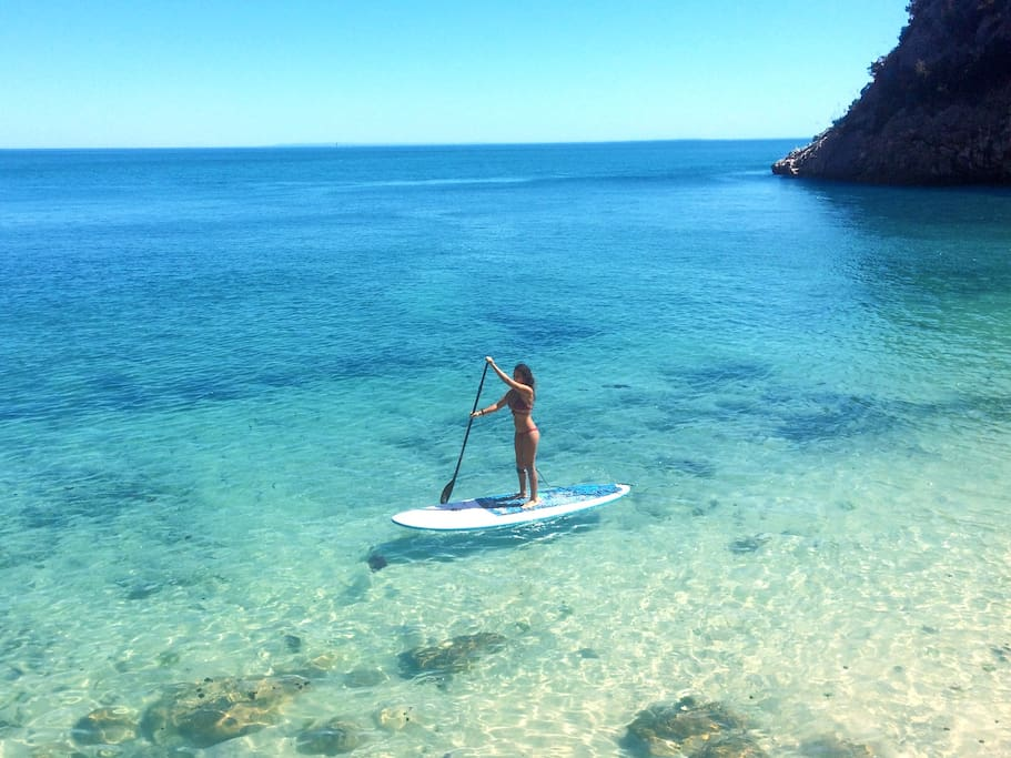 We Offer SUP Tours