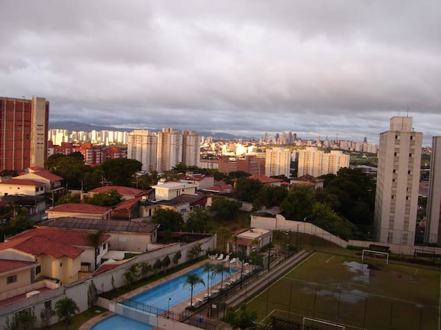Apartment near University of Sao Paulo