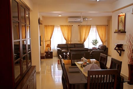 Teresa Plaza Serviced Appartment 2 - Apartmen
