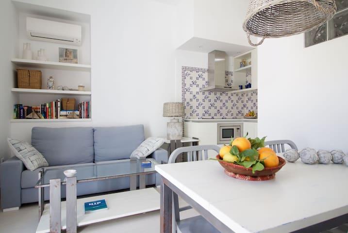 Con terraza y a metros del mar - Cacela Velha