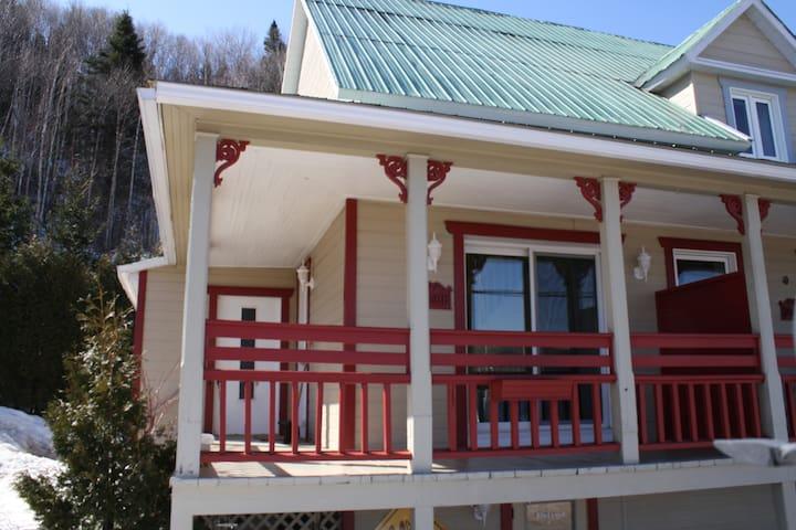 La Casa du Quai - L'Anse-Saint-Jean